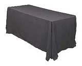 AMEREVENT.com fitted linen tablecloth rental. Best price GUARANTEE!